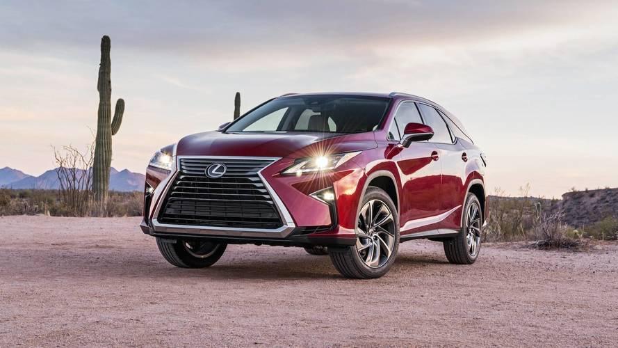 2018 Lexus RX L: First Drive