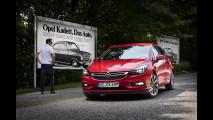 La gamma Opel