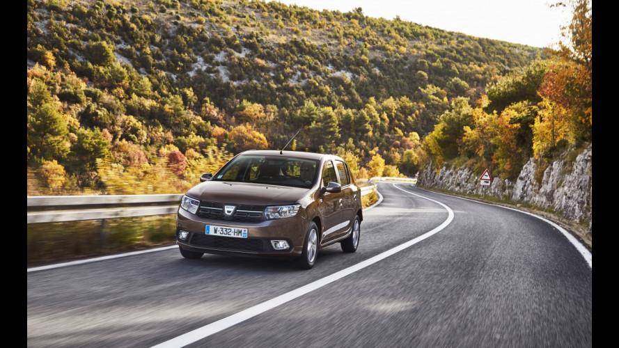 Dacia Sandero, con il restyling diventa più chic