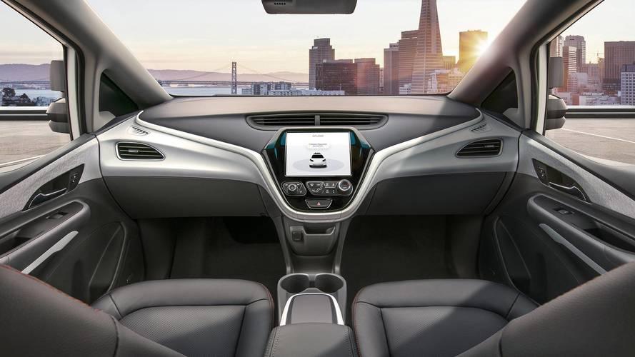 GM, tam otonom aracı Cruise AV'yi tanıttı
