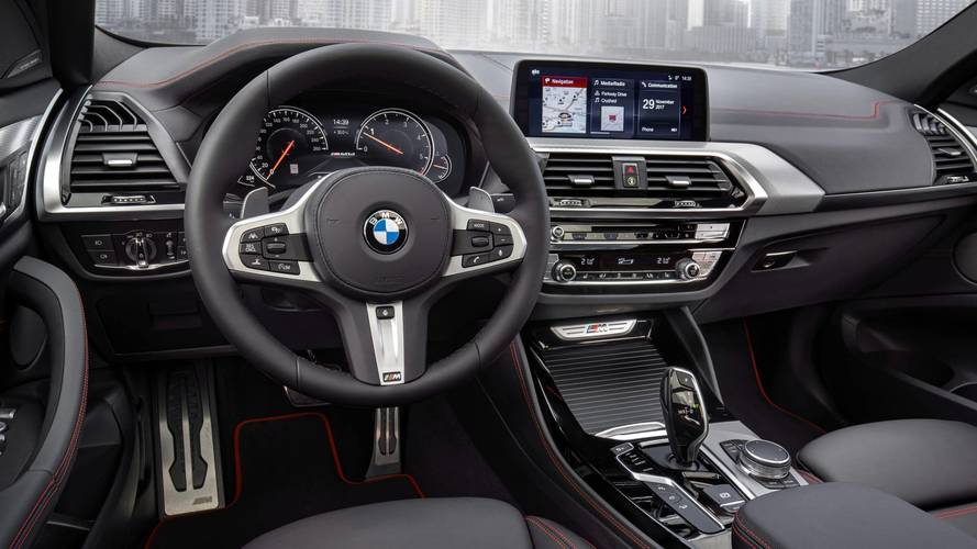 This is the all-new second-generation BMW X4 coupe-SUV