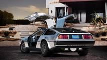 DeLorean DMC-12 EV