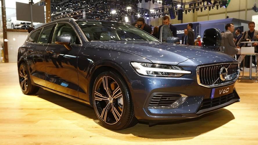 Volvo V60 2018: familiar, Premium y con estilo (con fotos de Ginebra)