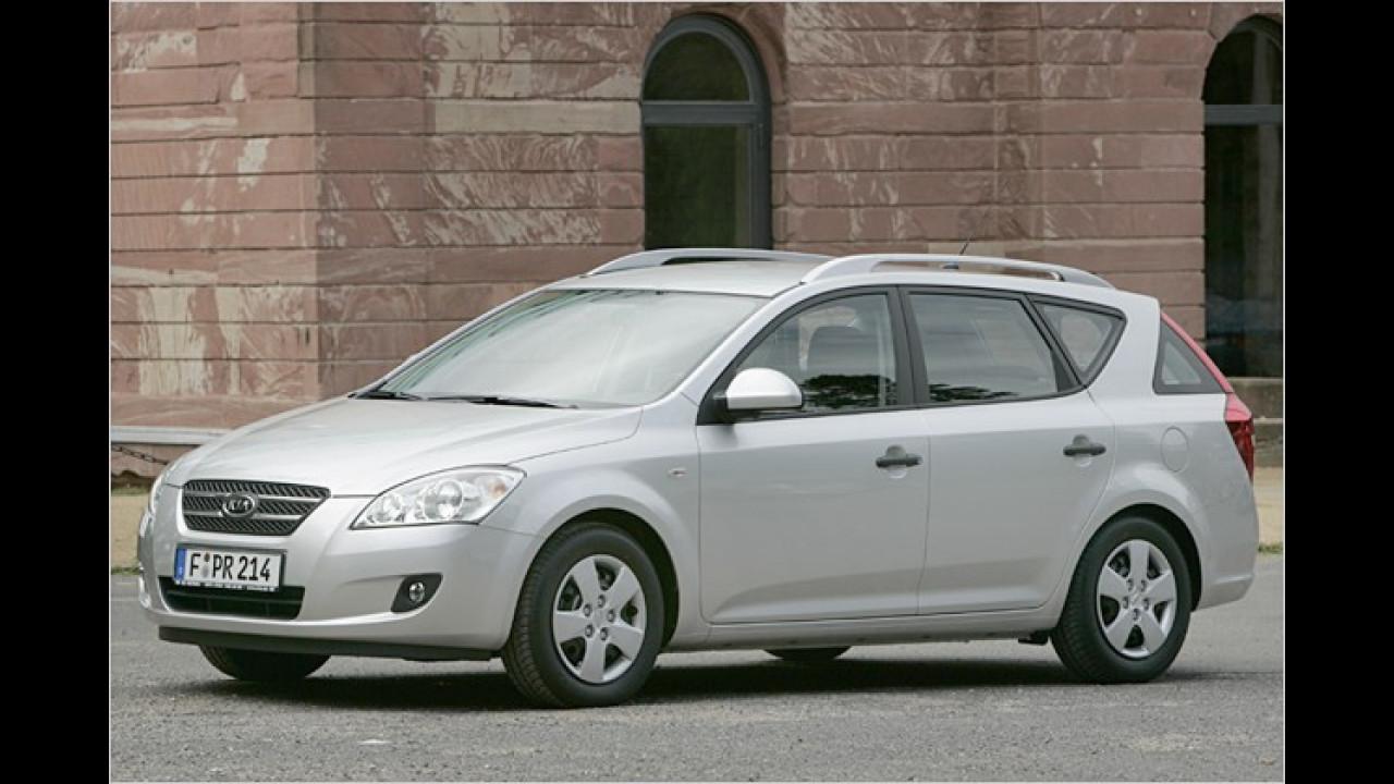 Kia Cee'd Sporty Wagon 1.6 CRDi