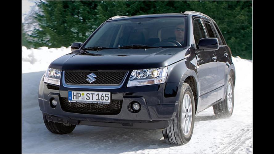 Seltenes Sondermodell: Suzuki Grand Vitara ,limited
