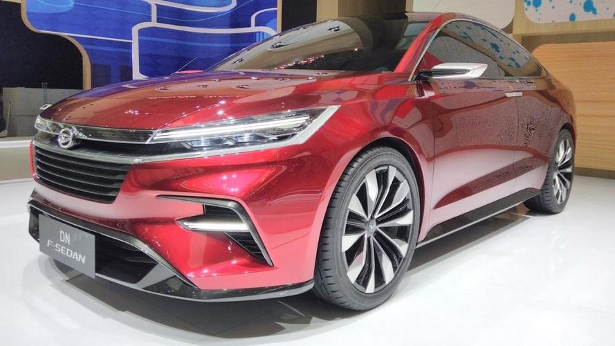 Daihatsu Sedan Concept Unveiled With Suicide Doors