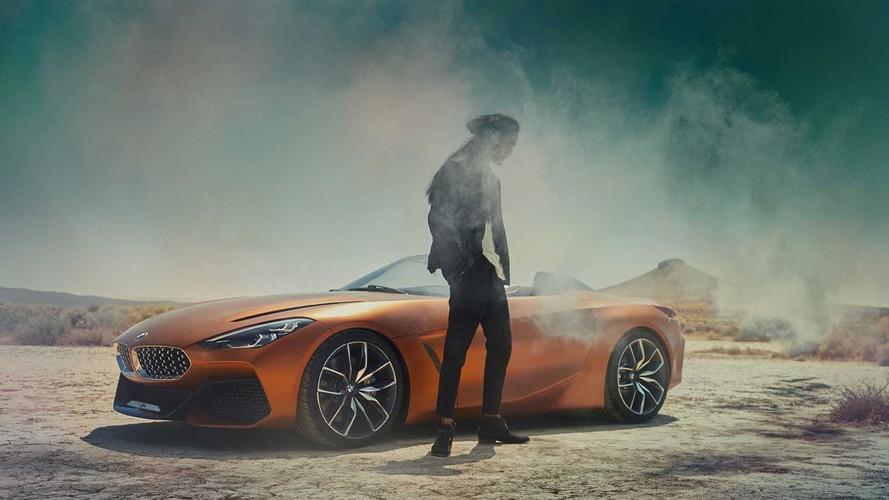 Kiszivárgott fotókon az új BMW Z4 Roadster