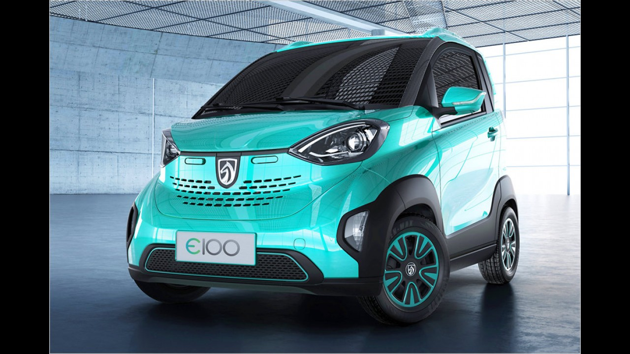 Baojun E100: Elektro für alle