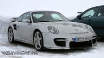 SPY PHOTOS: Porsche GT2