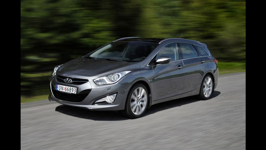 Hyundai i40, ambizione e ragione