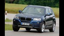BMW X3 xDrive20i e X3 xDrive35d