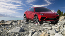 Lamborghini promises Urus will be fastest, most powerful SUV ever