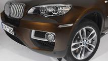 2013 BMW X6 facelift