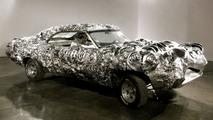 3D Yazıcı ile Üretilen Ford Torino