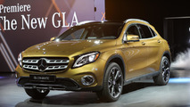 2018 Mercedes-Benz GLA 250: Detroit 2017