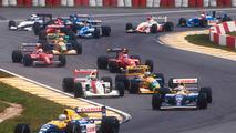 Senna Prost Alonso