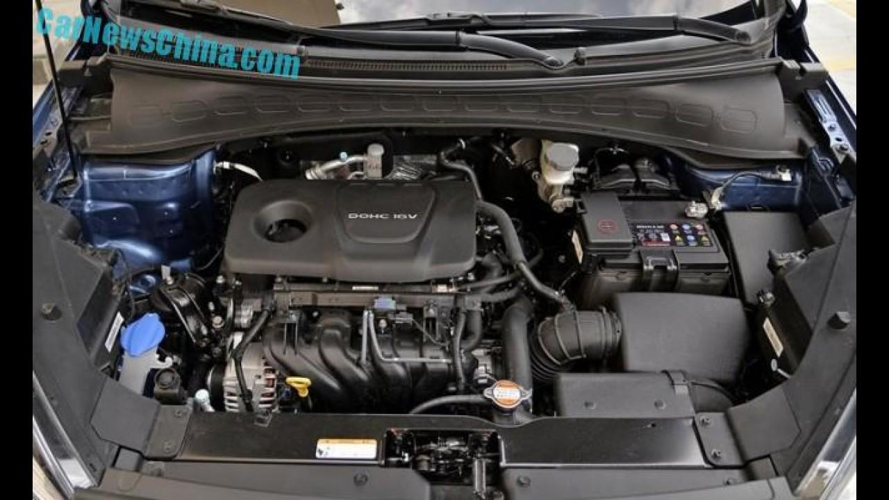 Kia KX3 (mini-Sportage) é lançado na China pelo equivalente a R$ 58 mil