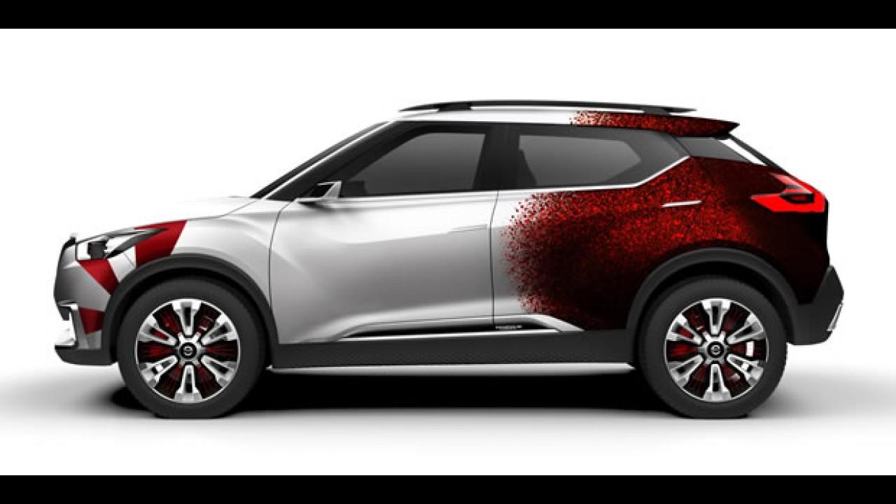 """Nissan Note flagrado no Brasil é na verdade uma """"mula"""" do jipinho Kicks"""