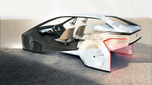 BMW i Inside Future sculpture concept