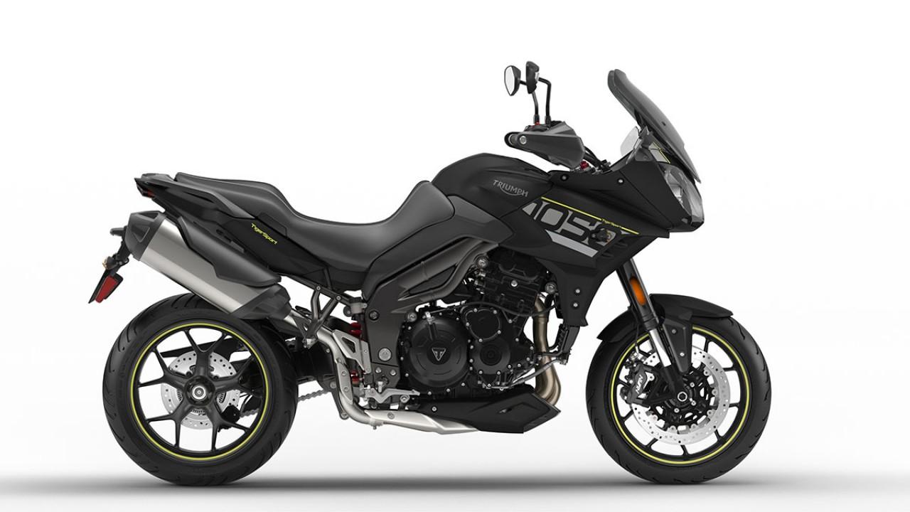 Triumph lança nova Tiger Sport com mais eletrônica e preço de R$ 52.990