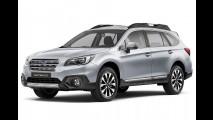 Subaru Outback 2016 chega mais equipada por R$ 186.900