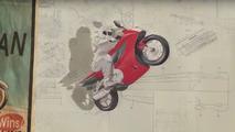 Honda'nın tarihinin stop motion ile resimli anlatımı