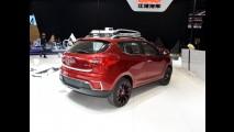 Futuro brasileiro, crossover JAC T3 aparece no Salão de Xangai