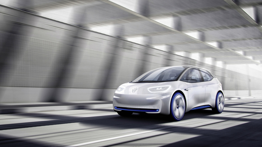 Los Volkswagen Golf 8 e I.D. saldrán a la venta en 2020