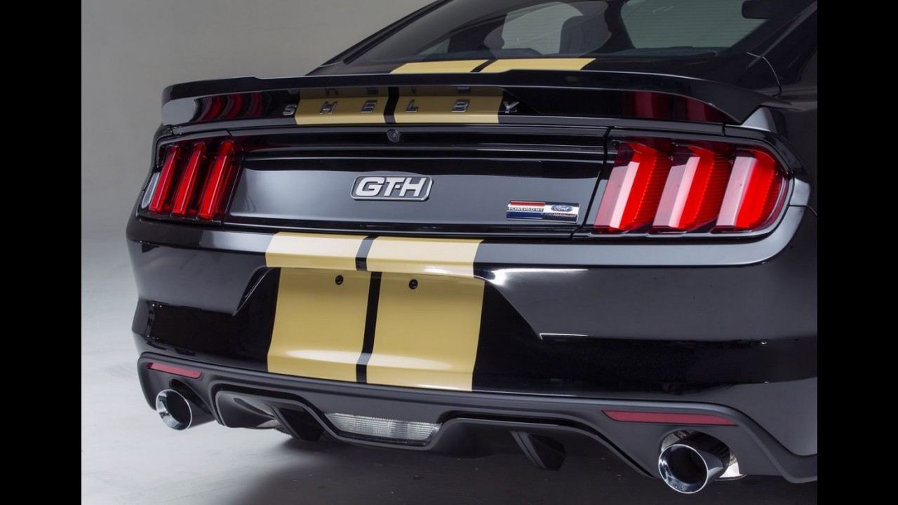 Só para locação: Shelby GT-H é edição limitada em parceria com a Hertz