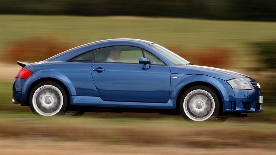 Worst Sports Cars: Audi TT (first generation)