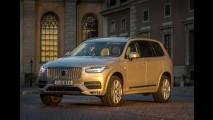 Volvo cria edição especial do XC90 para a realeza sueca - veja fotos
