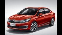 Novo Citroën C4L tem primeiras fotos oficiais divulgadas
