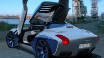 VR Concept Rear