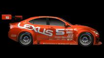 Team Lexus IS 350 GT2