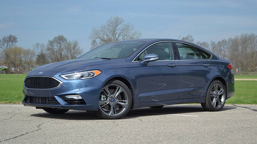 2018 Ford Fusion Sport Review: Relaxed, Despite Its Name