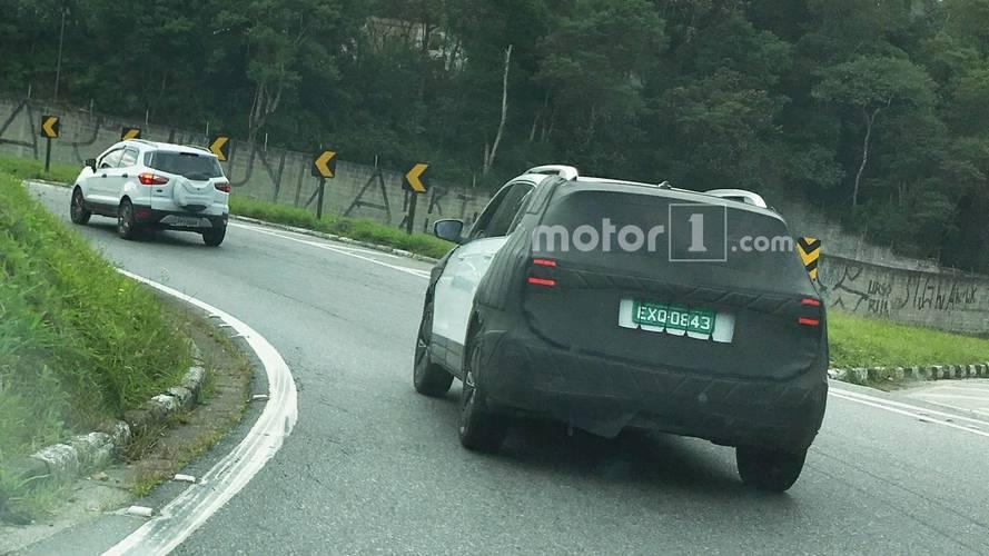 VW T-Cross flagra BR
