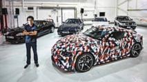 Toyota Supra - Rassemblement des différentes générations