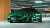 Mercedes-Benz AMG GT S Wald