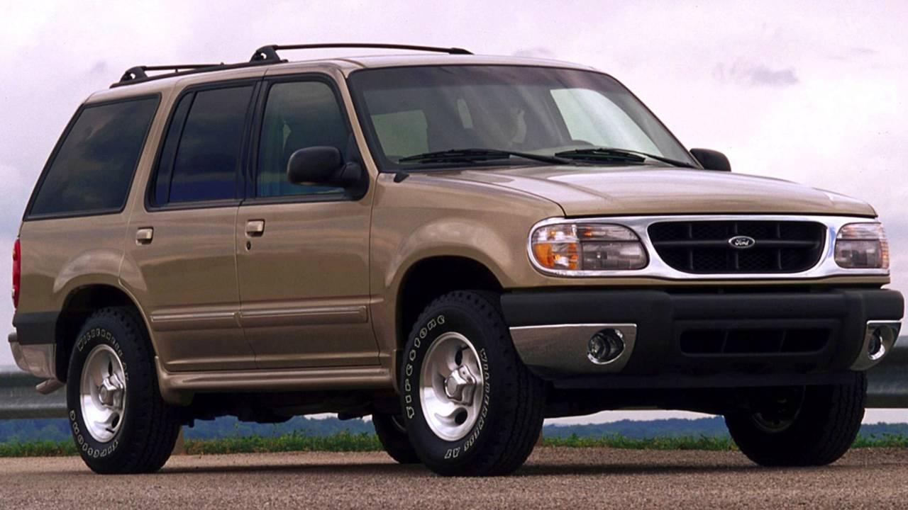 5. Ford Explorer Firestone Tire Failures