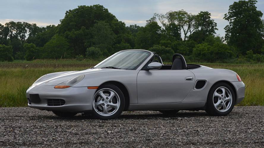 Porsche 986 Boxster: Add Fresh Rubber And Enjoy