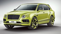 Bentayga Pikes Peak Limited Edition