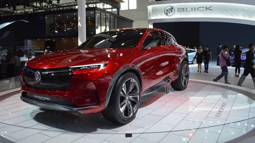 Buick Enspire Concept Live From Beijing