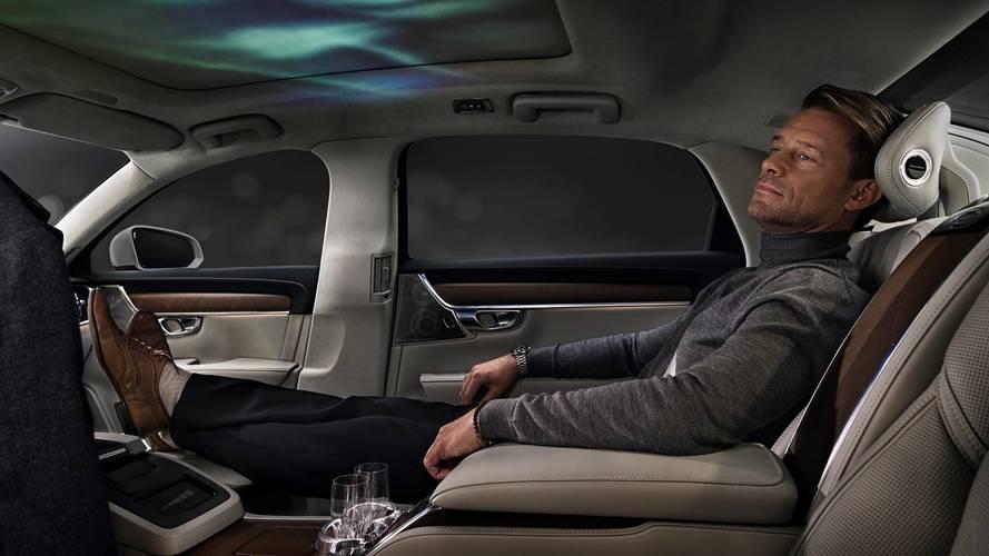 Volvo S90 Ambience Concept - Tout pour le bien-être