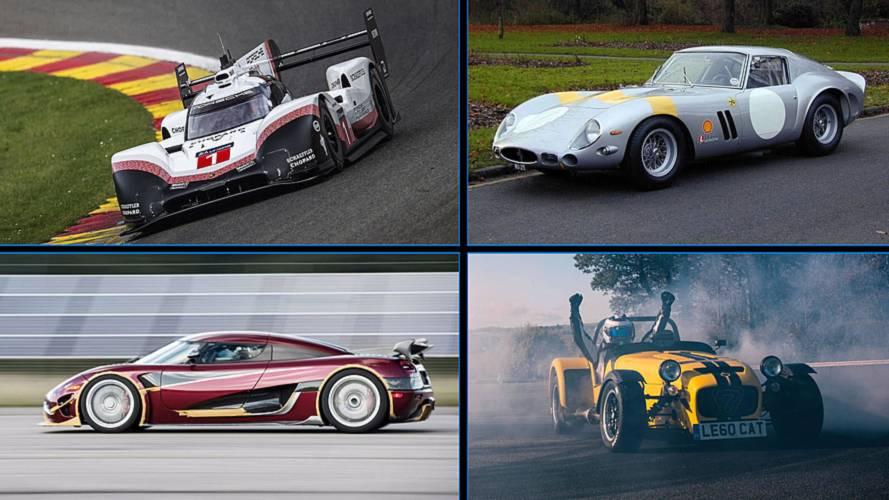 10 récords muy curiosos del mundo del motor