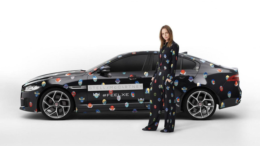 Jaguar FEEL XE Experience fleet by Stella McCartney revealed