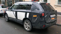 2015 / 2016 Mitsubishi Outlander Facelift spy photo