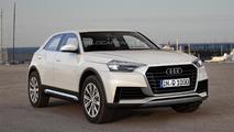 2016 Audi Q1 render
