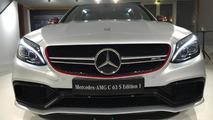 Mercedes-AMG C63 S Edition 1 / Mercedes-Benz Passion Blog