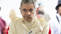 Rowan Atkinson at 2014 Goodwood Revival