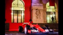 Ferrari alla Borsa di Milano